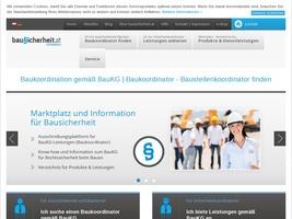 SiGeKo online ausschreiben, anbieten und beauftragen