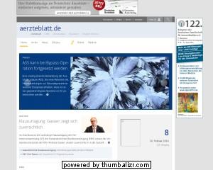 Deutscher Ärzteblatt