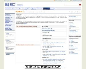 Internationale Arbeitsorganisation