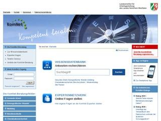 KomNet - Kompetenznetze NRW