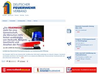 Fachempfehlungen d. Deutschen Feuerwehrverbandes