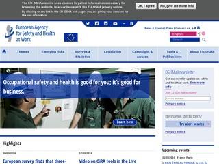 Sicherheit und Gesundheit bei der Arbeit - SUGA Bericht 2012