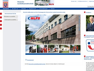 Hessische Feuerwehrschule in Kassel-Downloadbereich