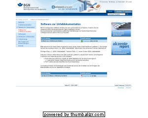 Software zur Unfalldokumentation