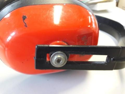 Gehörschutz - selbst repariert