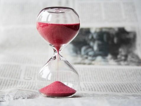 Die Zeit läuft...