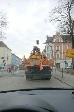 Ladungssicherung