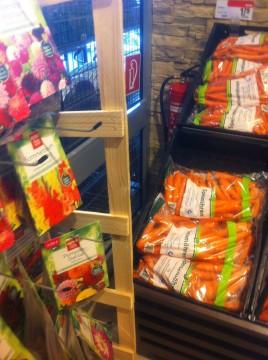 Feuerlöscher im Einkaufsmarkt-1