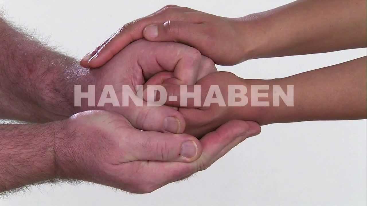HAND-HABEN - neue Fassung