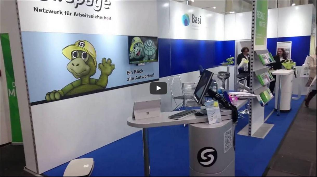 Sifapage - Neuer Messestand 2016