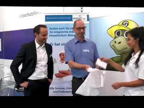 Aktionstag Sifapage und HNC-Datentechnik GmbH auf der AplusA 2017